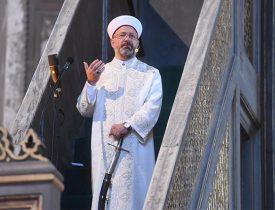 Ali Erbaş atatürk'e Lanet Okudu